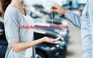 Iznajmljivanje vozila Beograd